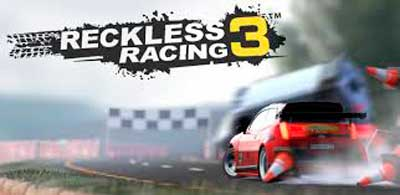 Reckless Racing 3+ мод