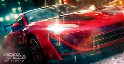 Мод игры NeedforSpeed: No limits